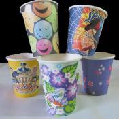 Картонени чашки